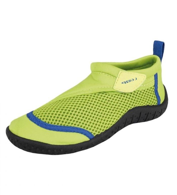LOAP ERA KID Dětské boty do vody GSU1505N91L lime punch/skydiver 27