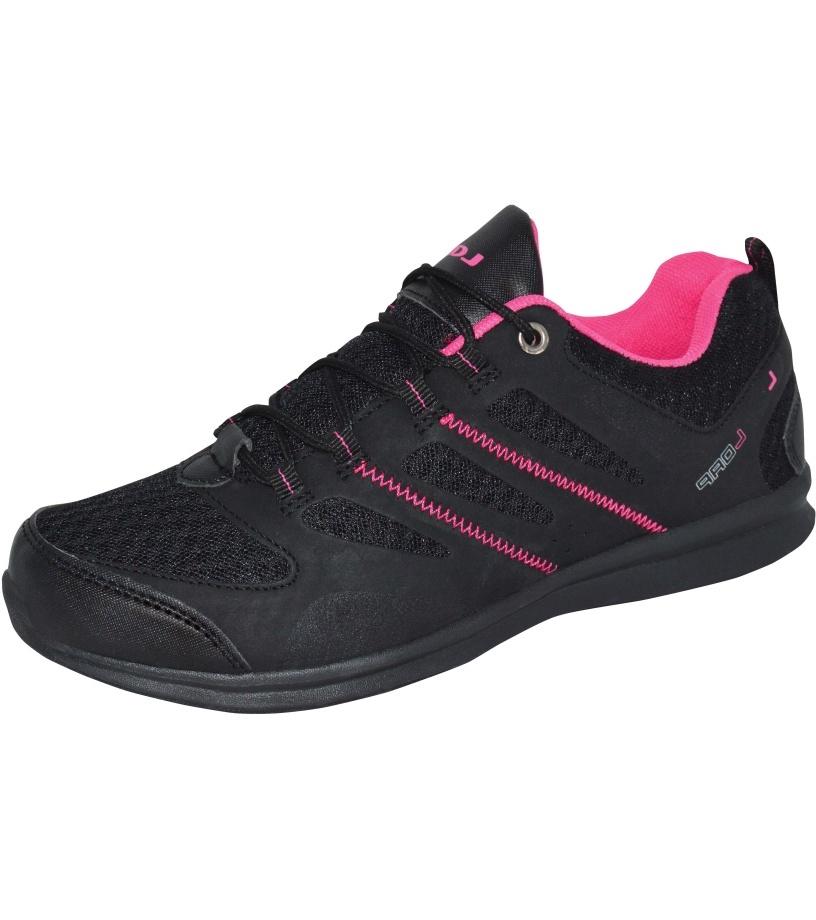 LOAP CODE W Dámská outdoorová obuv HSL1677V11J černá/červená 36