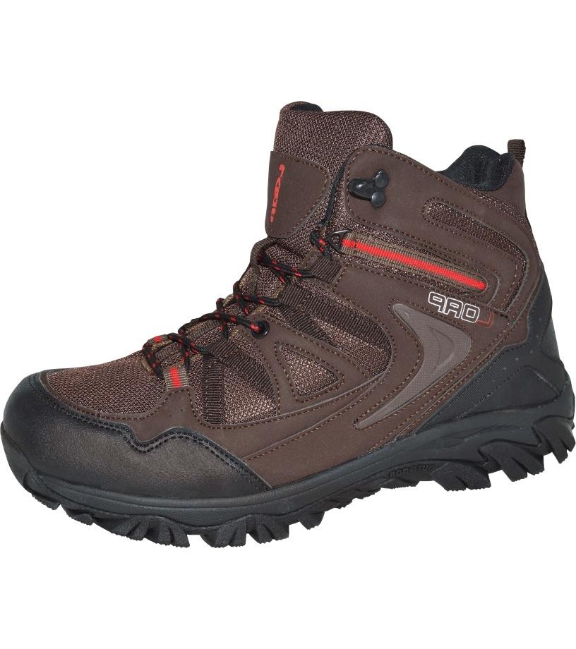 LOAP FORCE Pánská outdoorová obuv HSM1667R19G hnědá