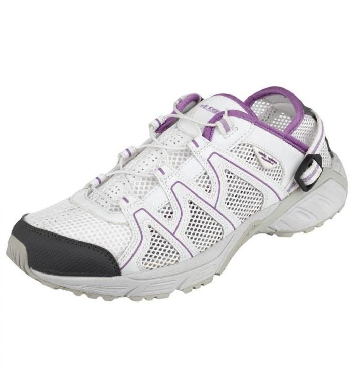 LOAP EUREKA Sportovní obuv HSU1505A12K bílá/fialová 40