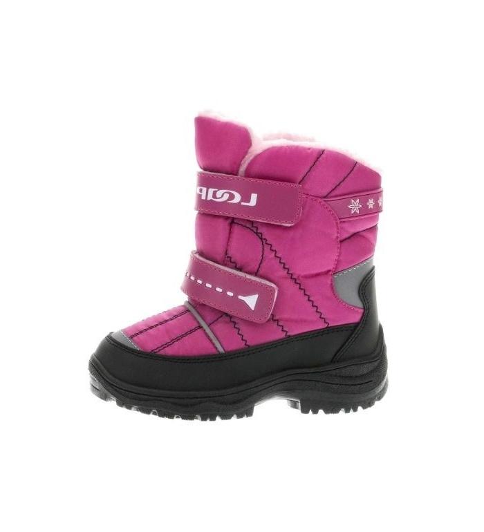 Dětské zimní boty JODY LOAP - OK Móda d8ae6d9ec0