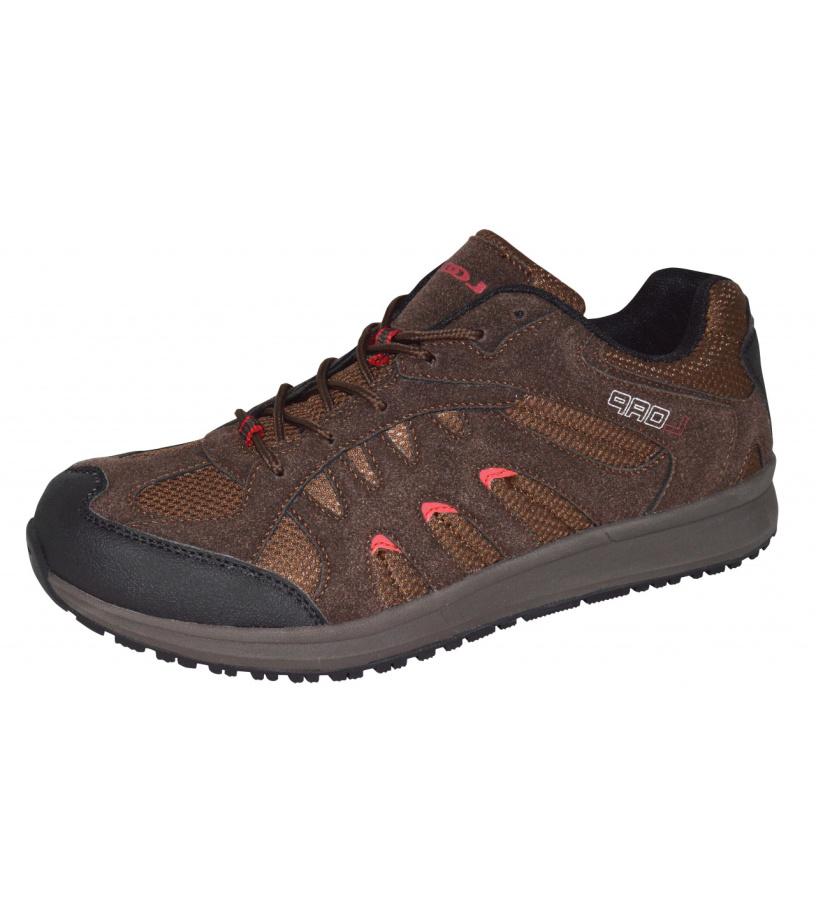 LOAP MERIO Pánská outdoorová obuv HSM1692R19G hnědá