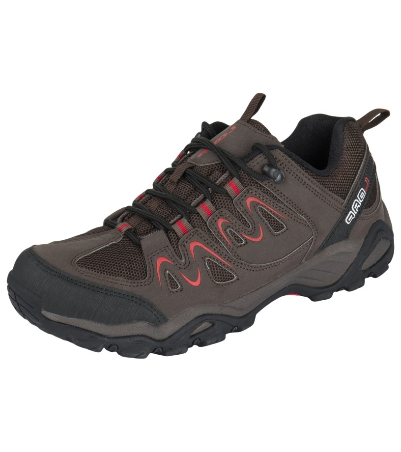 LOAP SHER Pánská outdoorová obuv HSU1642R19G hnědá