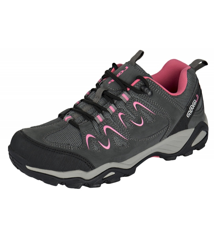 LOAP SHER Pánská outdoorová obuv HSU1642T10J šedá 36