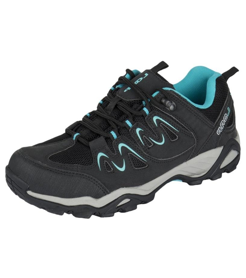 LOAP SHER Pánská outdoorová obuv HSU1642V02L Černá 36