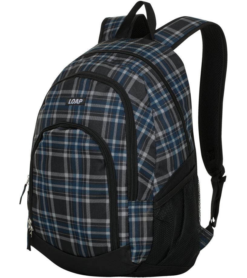 LOAP ORSY Batoh do školy BD16148T32L šedá