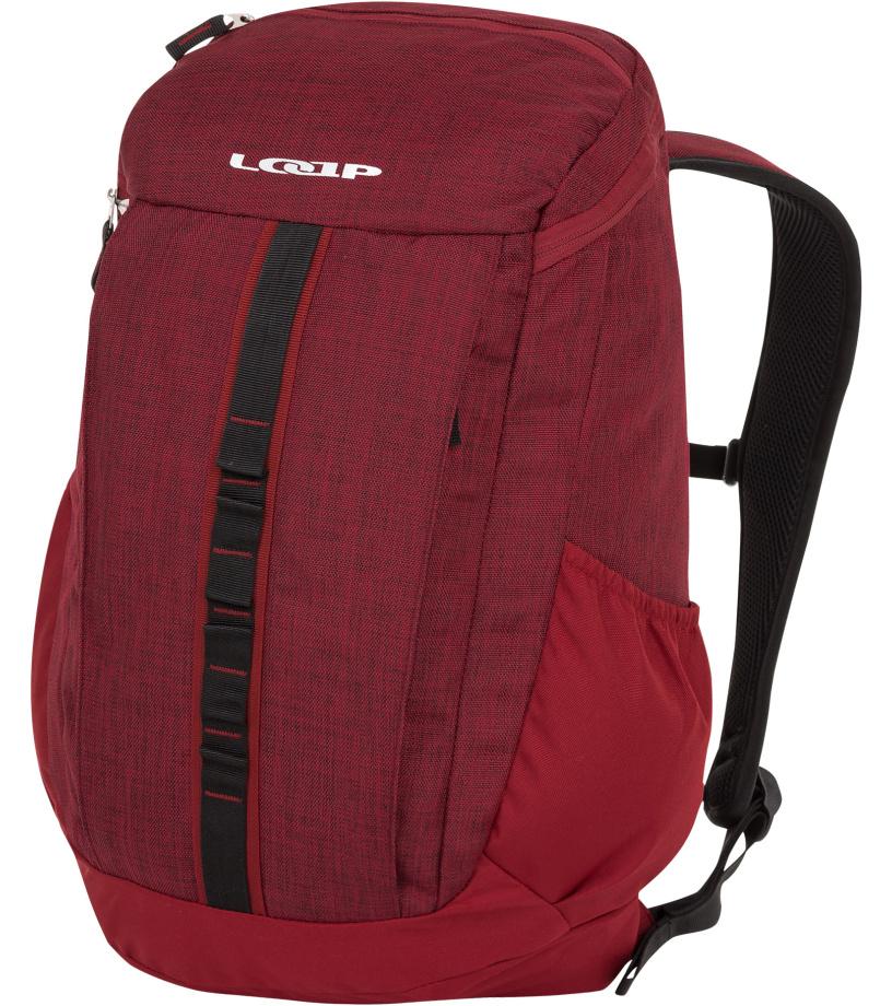 f5ce6f44c96 LOAP BUSTER Městský batoh BD17151G05G ostře červená
