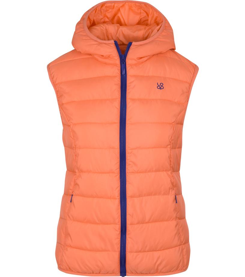 LOAP IREPA Dámská vesta CLW1794E28E oranžová XS