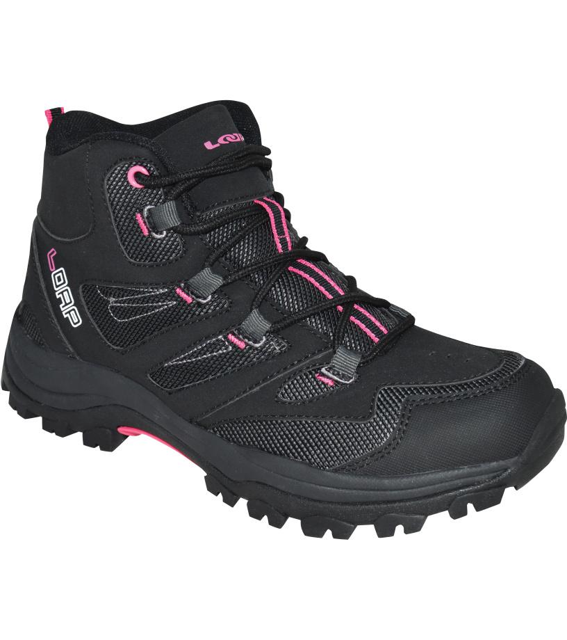 LOAP FASER W Dámská outdoorová obuv HSL17127T32J šedá 38