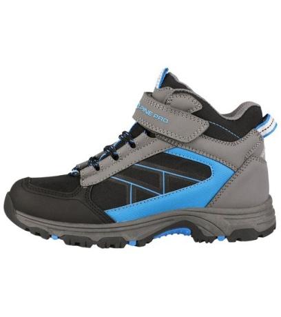 ALPINE PRO SHANICO Dětská outdoorová obuv KBTK149622 tyrkysová 30 3ca2ff9b6e
