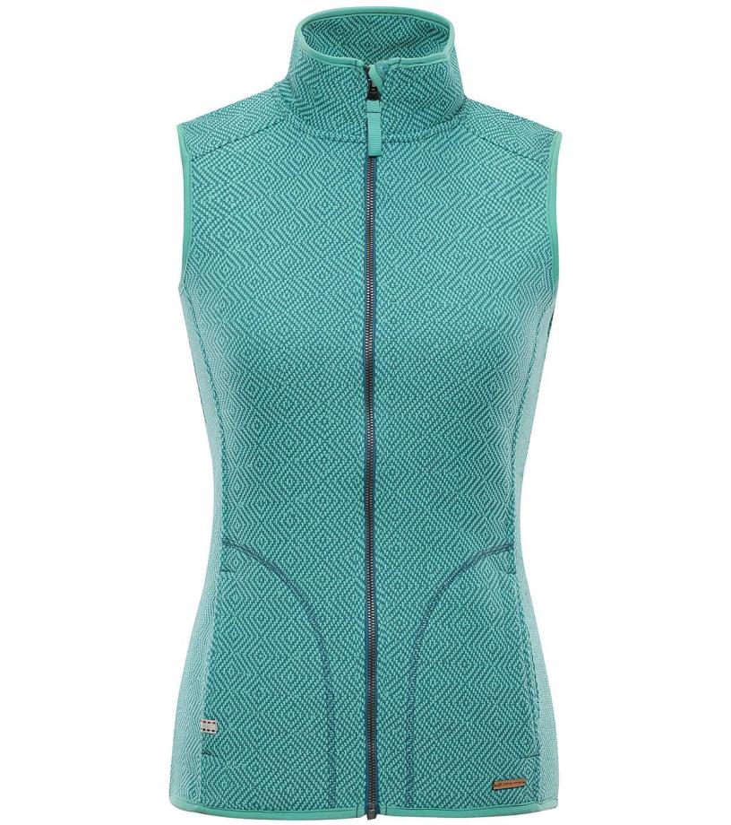 ALPINE PRO AWOTA 2 Dámská vesta LVEN057569 Brittany blue XL