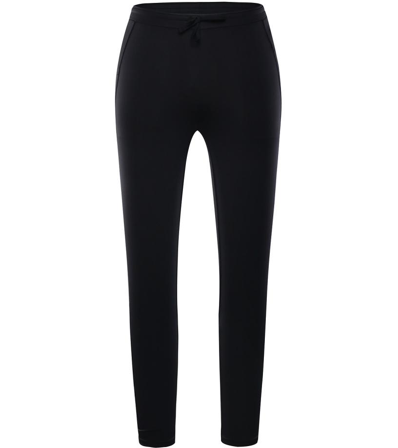 ALPINE PRO TAIP Pánské kalhoty MPAJ117990 černá M