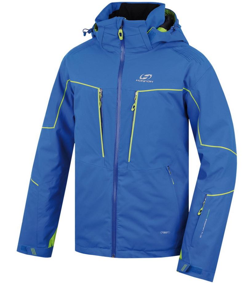HANNAH Prime Pánská lyžařská bunda 215HH0001HJ03 Victoria blue XXL