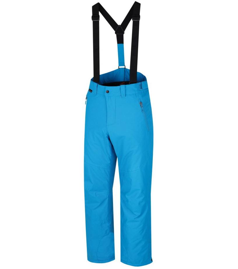 HANNAH Grant Pánské lyžařské kalhoty 215HH0002HP03 Blue jewel M