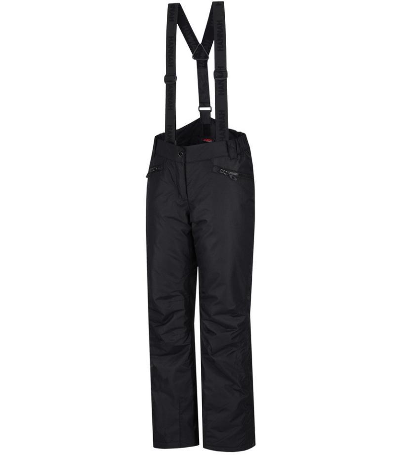 HANNAH Wrenn Dámské lyžařské kalhoty 215HH0004HP01 anthracite 42