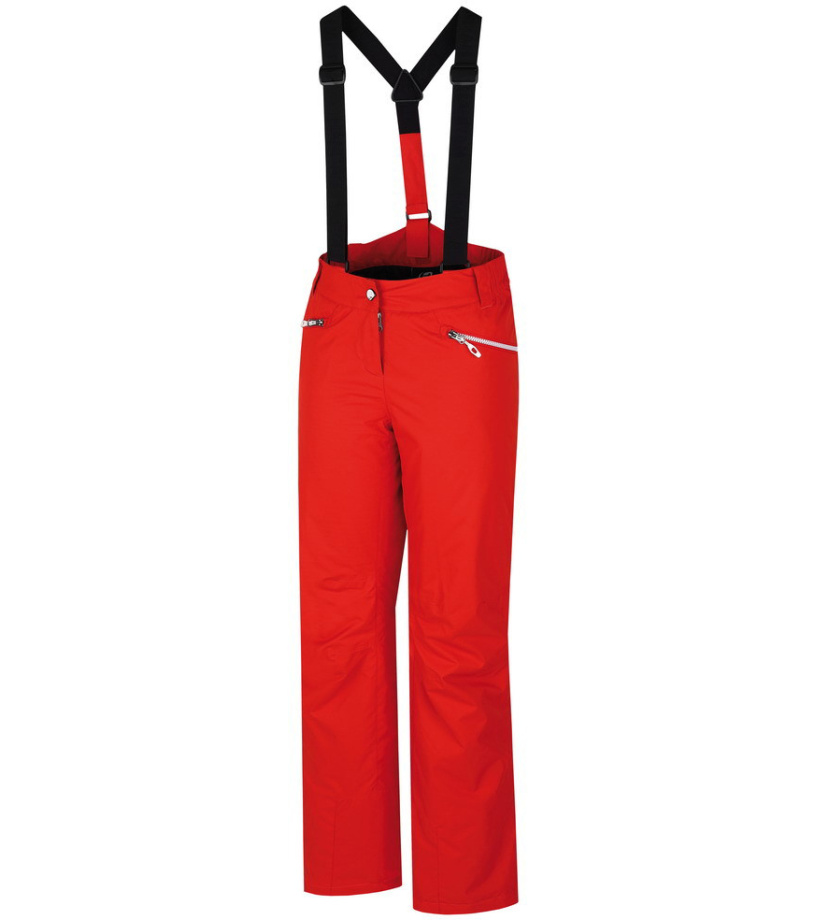 HANNAH Wrenn Dámské lyžařské kalhoty 215HH0004HP04 Orange.com