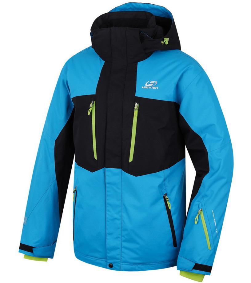 HANNAH Bleed Pánská lyžařská bunda 215HH0005HJ03 XL