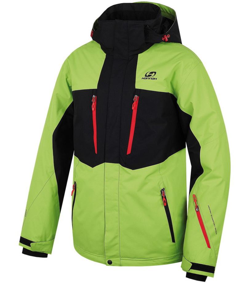 HANNAH Bleed Pánská lyžařská bunda 215HH0005HJ04 L