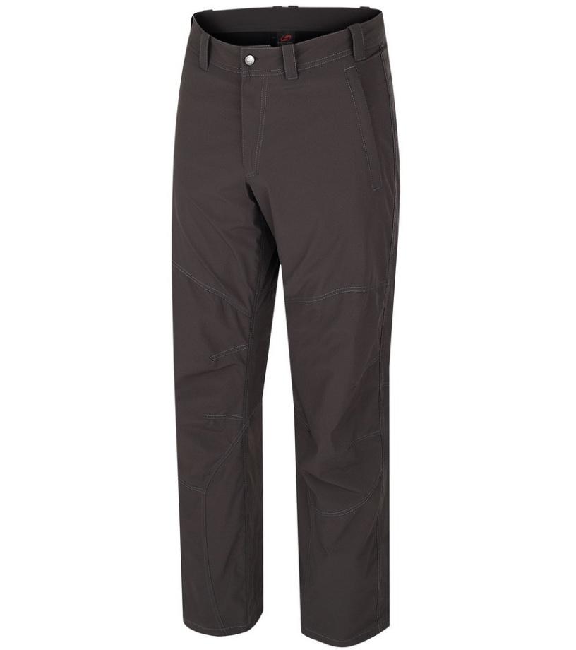 HANNAH Turner Pánské zateplené kalhoty 215HH0005LP01 Raven L