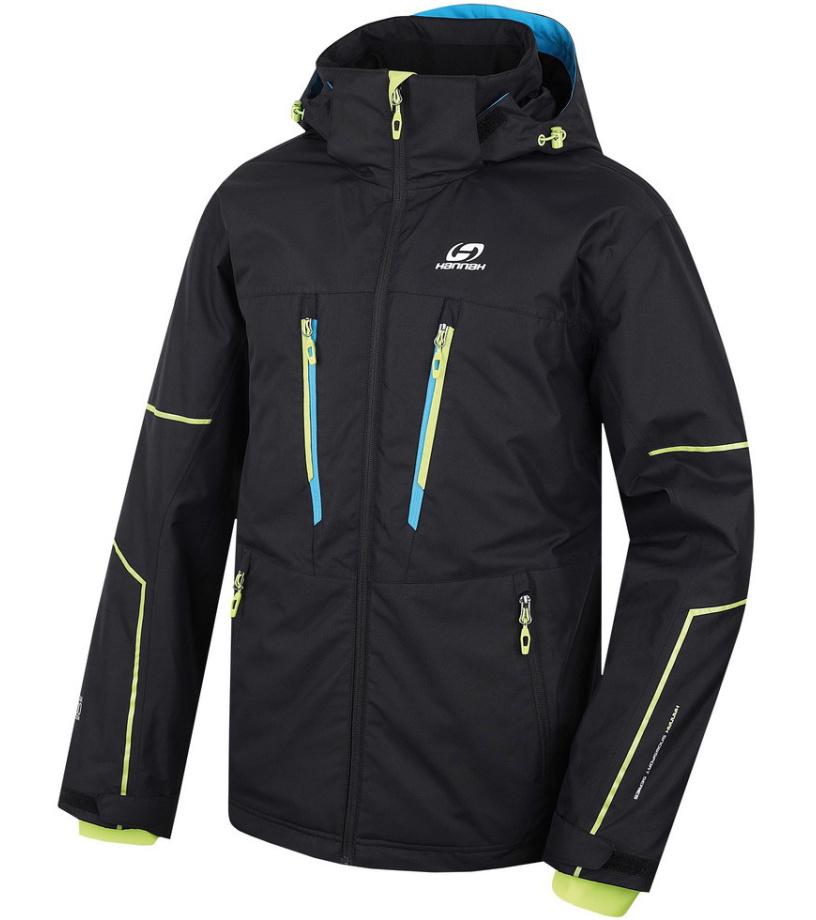 HANNAH Stand Pánská lyžařská bunda 215HH0006HJ01 anthracite M