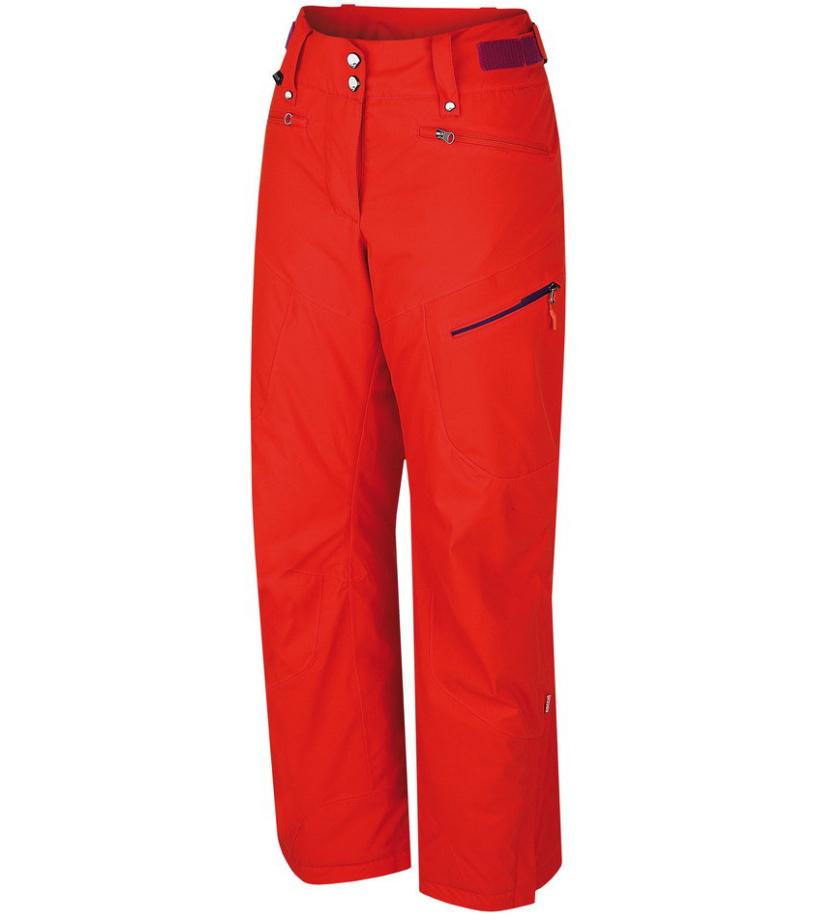 HANNAH Tessia Dámské lyžařské kalhoty 215HH0006HP04 Orange.com 40