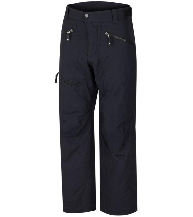 HANNAH Baker Pánské lyžařské kalhoty 215HH0007HP01 anthracite M