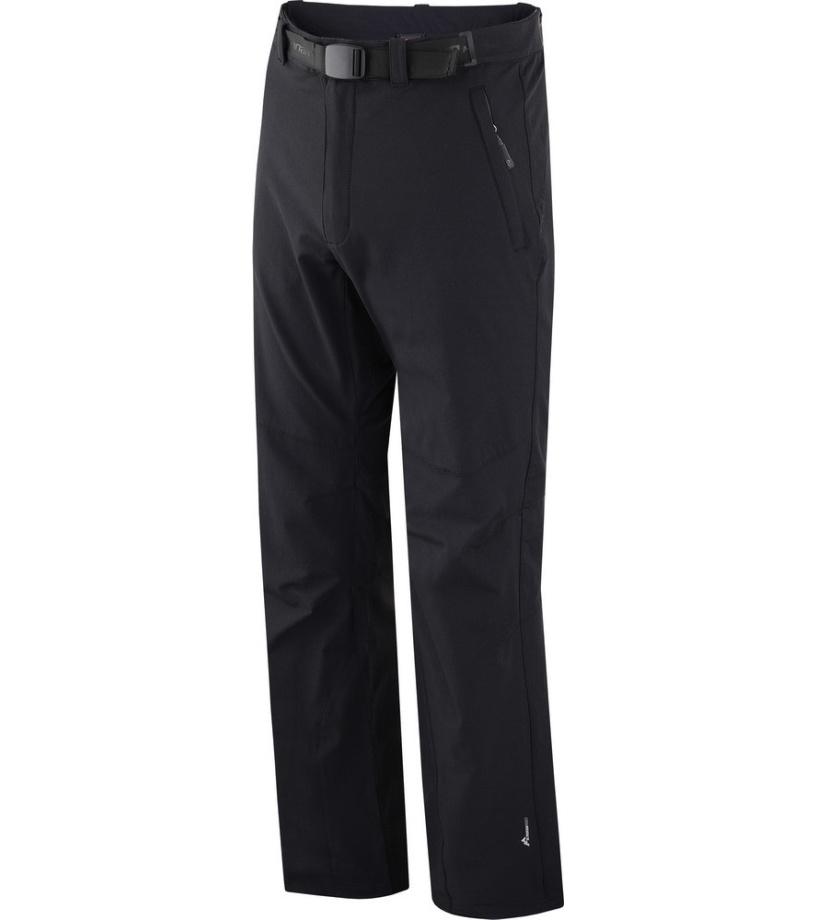 HANNAH Enduro Pánské softshellové kalhoty 215HH0007SP01 anthracite L