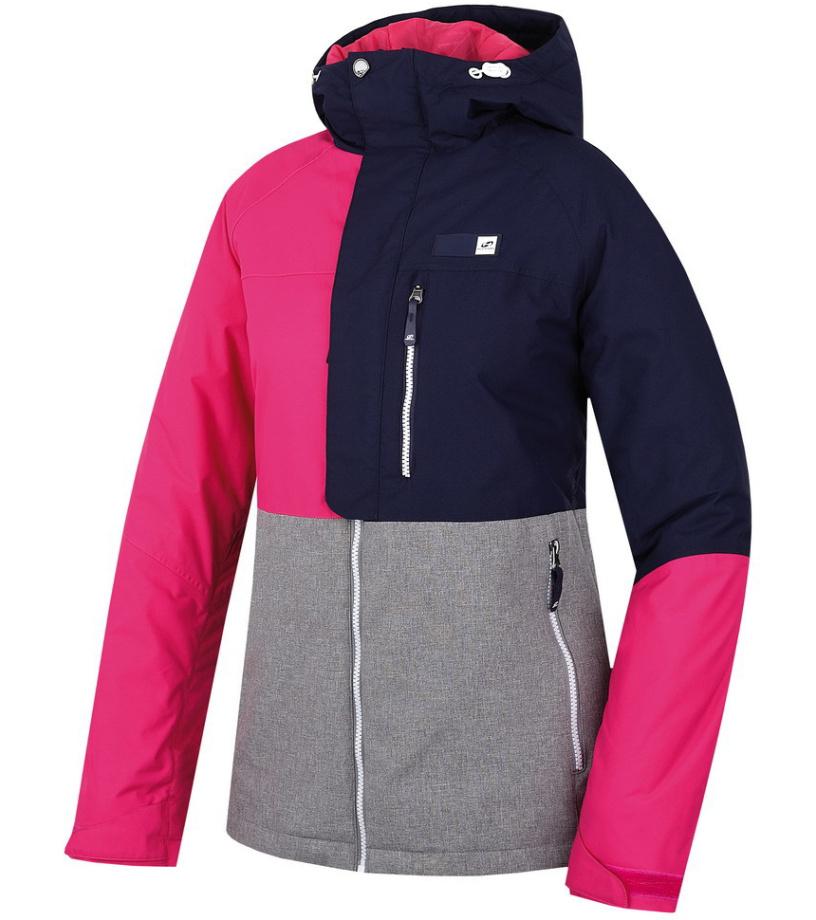 HANNAH Kris Dámská zimní bunda 215HH0019HJ04 40
