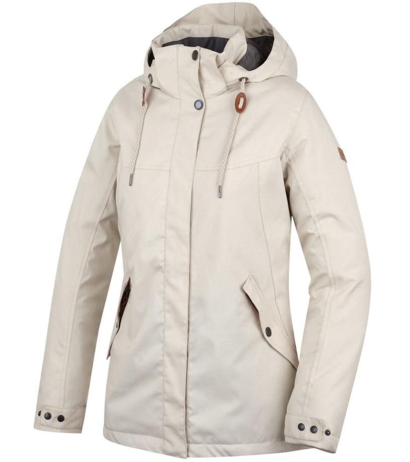 HANNAH Rhonda Dámská zimní bunda 215HH0030HJ01 Light gray