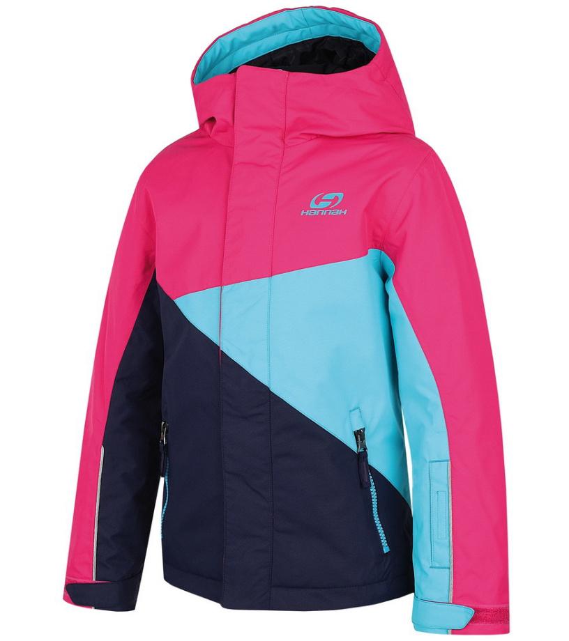 HANNAH Wally JR Dětská lyžařská bunda 215HH0034HJ02 116