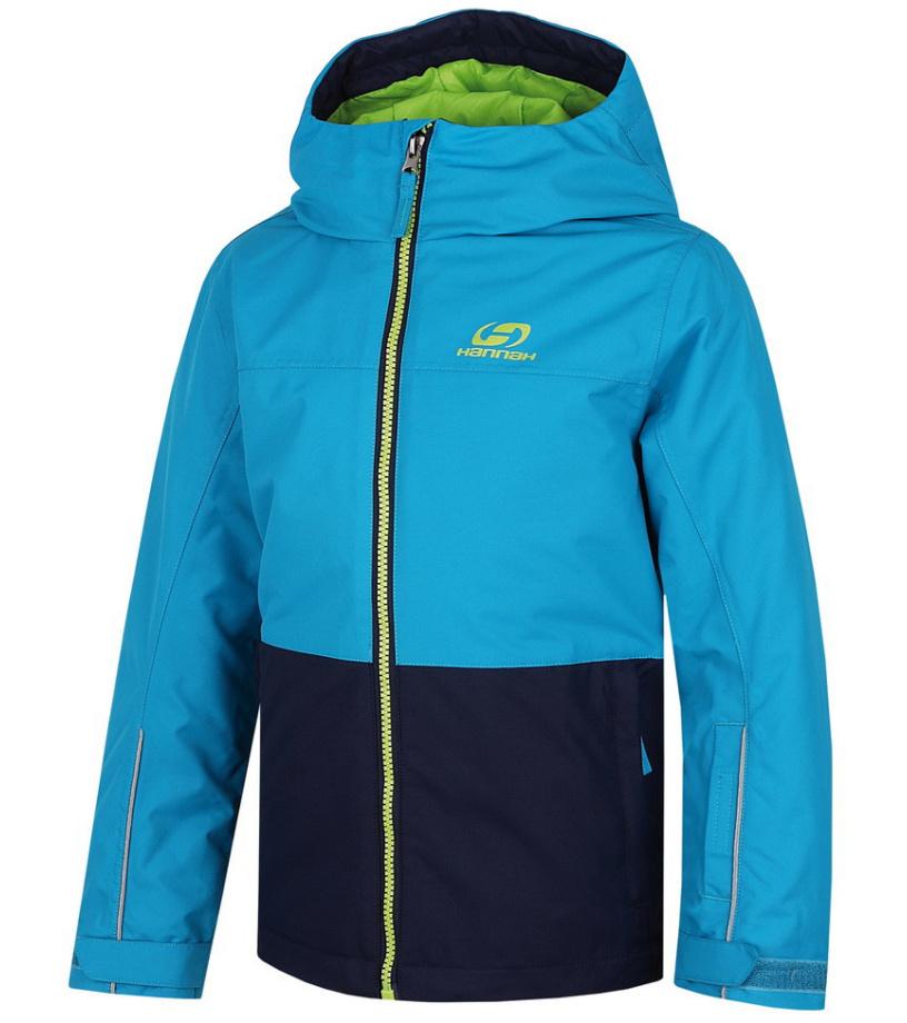 HANNAH Shifty JR Chlapecká lyžařská bunda 215HH0035HJ02 116