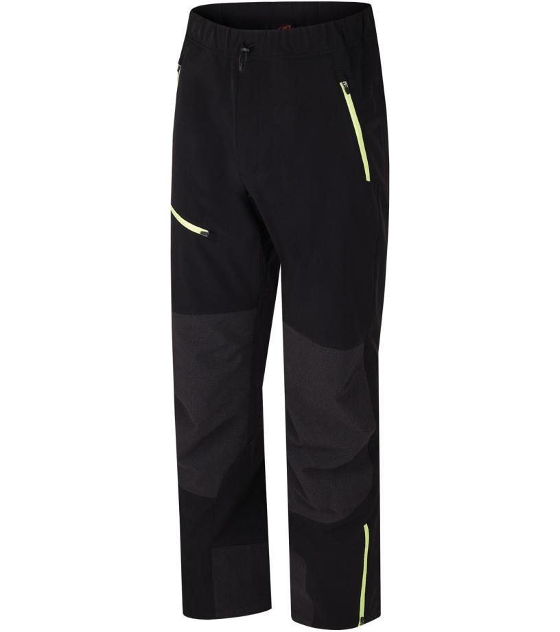 HANNAH Claim Pánské kalhoty 216HH0030SP02 Anthracite (green) M