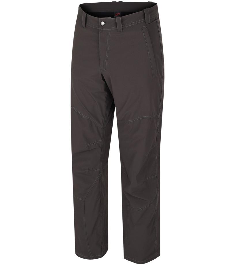 HANNAH Turner Pánské zateplené kalhoty 216HH0034LP01 Raven XL