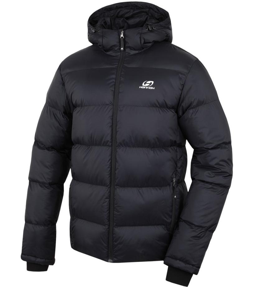 HANNAH Marv Pánská zimní bunda 216HH0039HJ01 Phantom XL