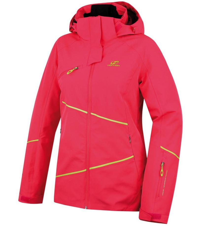 HANNAH Milly Dámská lyžařská bunda 216HH0057HJ02 Paradise pink 44