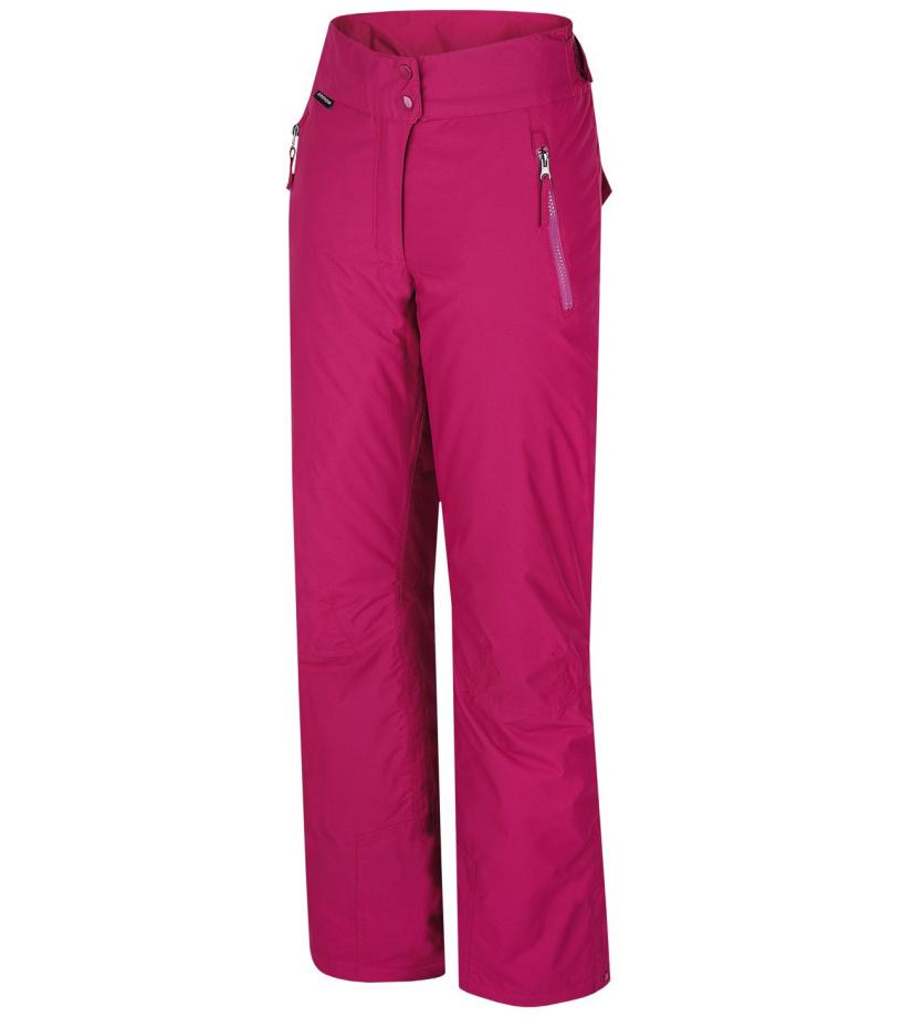 HANNAH Josie Dámské lyžařské kalhoty 216HH0064HP02 Boysenberry