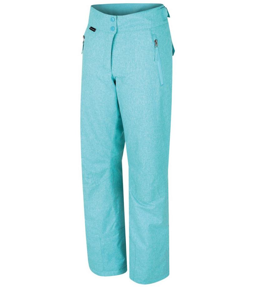 HANNAH Josie Dámské lyžařské kalhoty 216HH0064HP05 Curacao mel