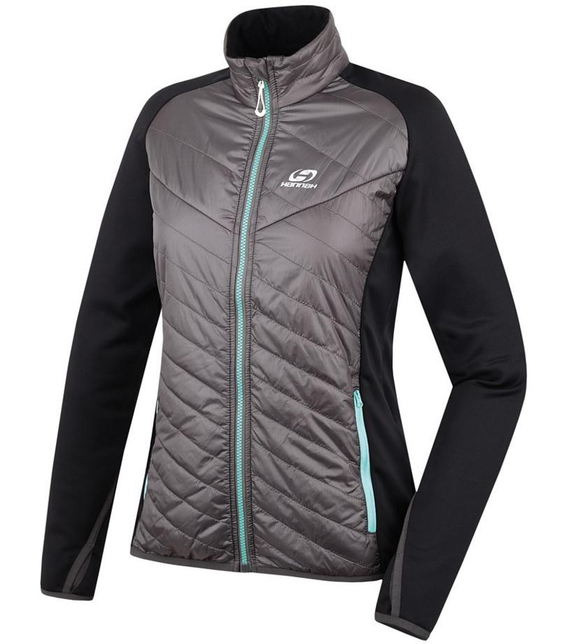 HANNAH Astrid Dámská sportovní zimní bunda 216HH0070HJ01 Pewter 40