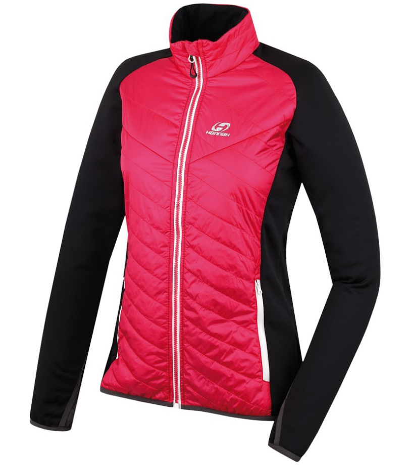 HANNAH Astrid Dámská sportovní zimní bunda 216HH0070HJ02 Virtual pink 36