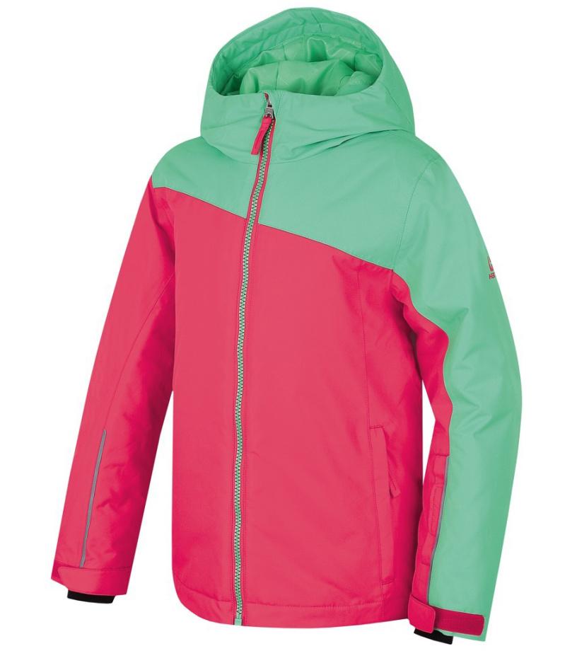 HANNAH Leia JR Dětská lyžařská bunda 216HH0100HJ01 128