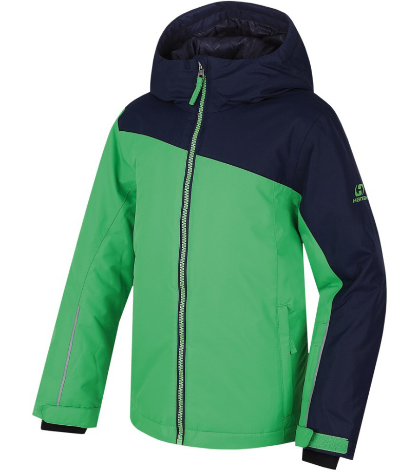 HANNAH Leia JR Dětská lyžařská bunda 216HH0100HJ05 116