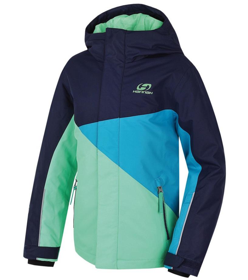 HANNAH Wally JR Dětská lyžařská bunda 216HH0101HJ03 116