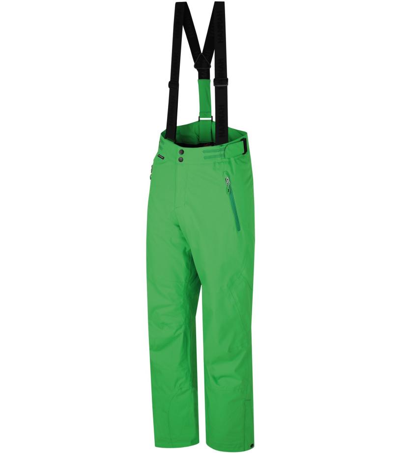 HANNAH Stig Pánské lyžařské kalhoty 216HH0152HP04 Classic green L
