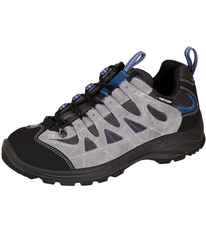 HANNAH Oakes Pánská nízká treková obuv 216HH0184BT01 Grey 41 dc905617541