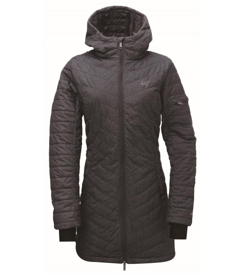 2117 OF SWEDEN Eggby Dámský zimní kabát 7618948289 Ink