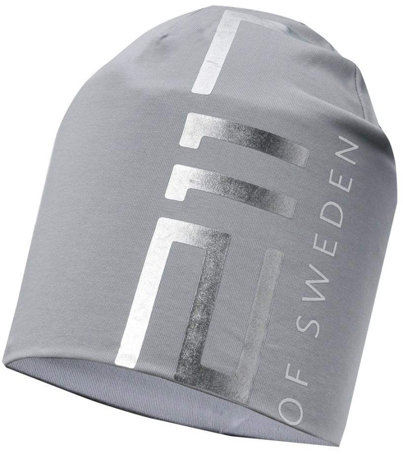 2117 OF SWEDEN Sarek Unisex čepice 7708901013 Pearl grey