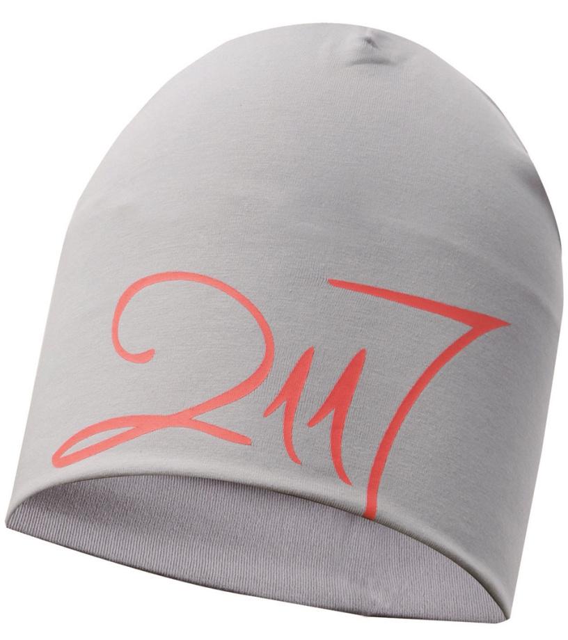 2117 OF SWEDEN Sarek Unisex čepice 7708902013 Pearl grey