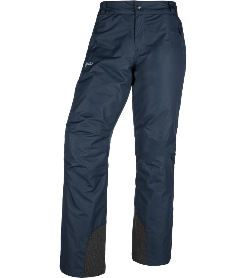 KILPI Pánské lyžařské kalhoty GABONE-M JM0203KIDBL Tmavě modrá