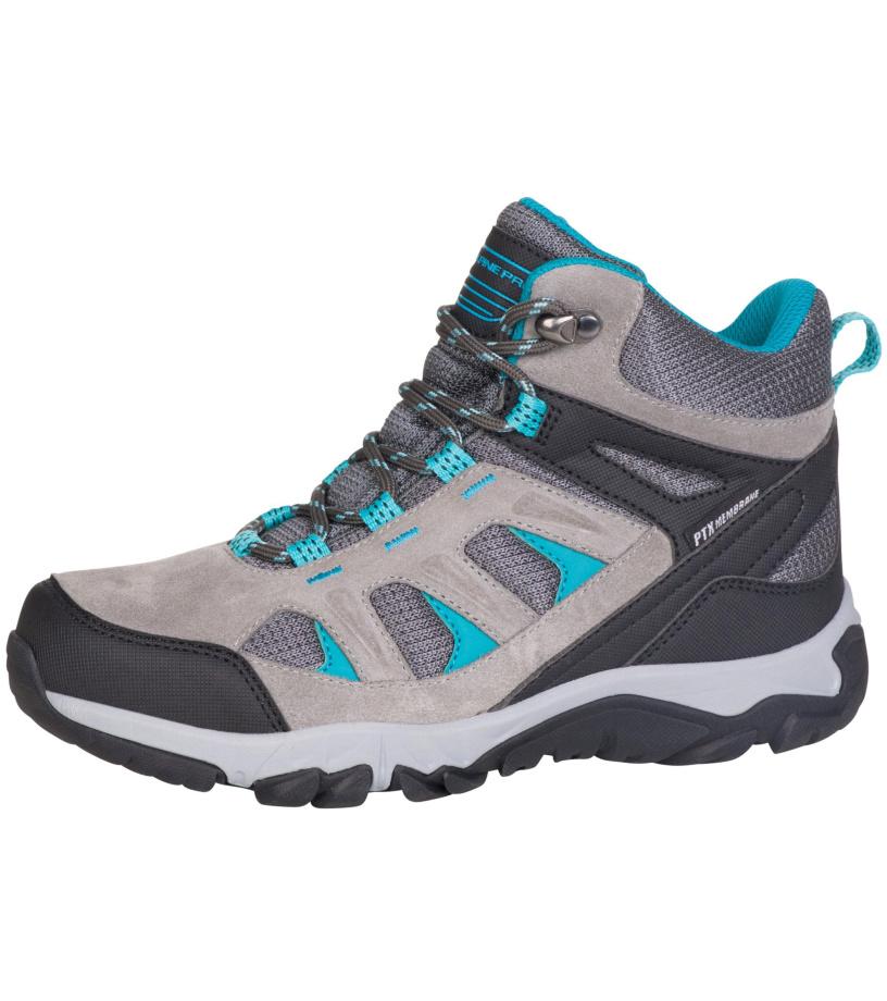 257af0f72a9 ALPINE PRO ARNETTA Dámská outdoorová obuv LBTM176773 šedá