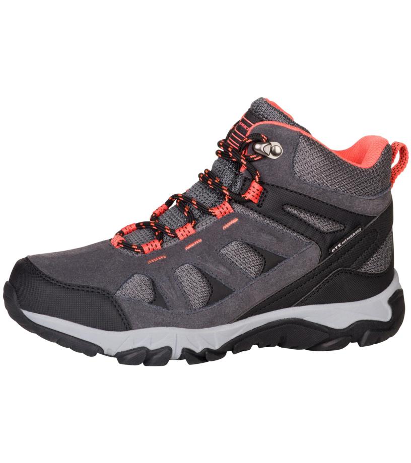 ALPINE PRO ARNETTA Dámská outdoorová obuv LBTM176779 tmavě šedá
